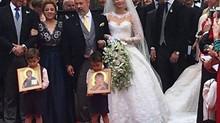 Венчание княжны Татьяны Голицыной и Гильермо Сьерра в г.Мехико