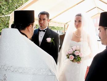 Свадьба Ивана Кабраля и Елены Гресс
