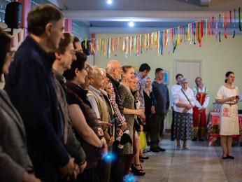 Масленица 2018 в Русской православной общине