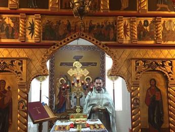 С днём рождения иеромонаха Арсения!