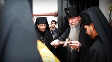 Пастырскийвизитв Мексику Его Высокопреосвященства ВладыкиКирилла, АрхиепископаСан-Францисского и
