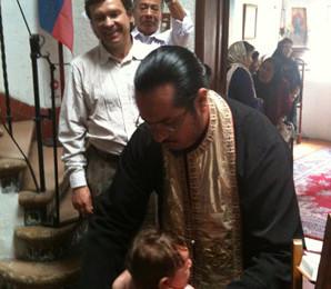 Крещение в нашей Церкви