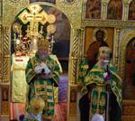 Выборы Настоятеля Свято-Троицкого Монастыря в Джорданвилле