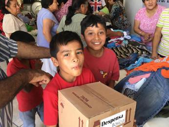 Гуманитарная помощь МПХБО была направлена пострадавшим после землетрясения в Мексике в сентябре 2017