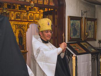 С днём рождения настоятеля Свято-Троицкого монастыря!