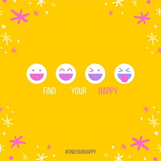 4 Tools To Find Your Happy!