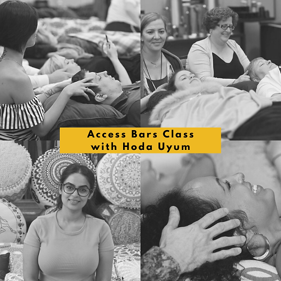 Become a certified Access Bars® Practitioner (BP)