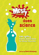 Messy Church does Science book