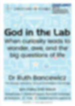 God in the Lab Poster