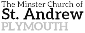 The Minister Church of St Andrew Plymouth Logo