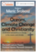Oceans, Climate Change and Christianity Poster