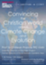 Convincing the Christian World Poster