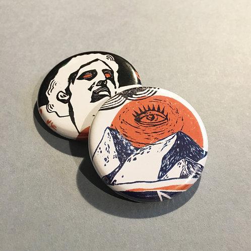 Badges (32mm)