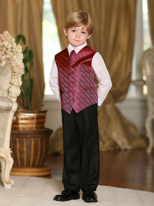 4035 VEST AND TIE ONLY