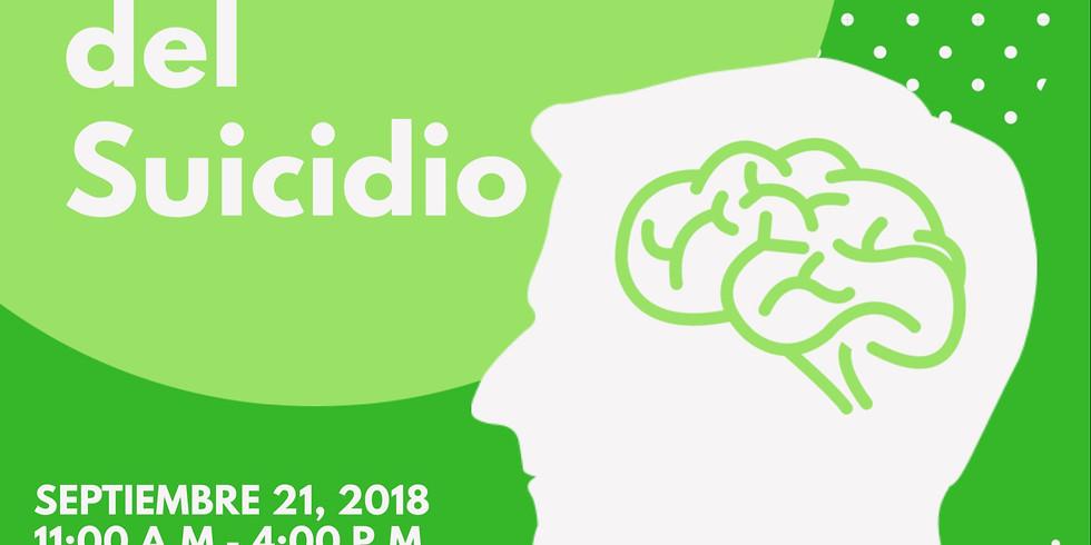 Seminario Día Mundial del Suicidio.
