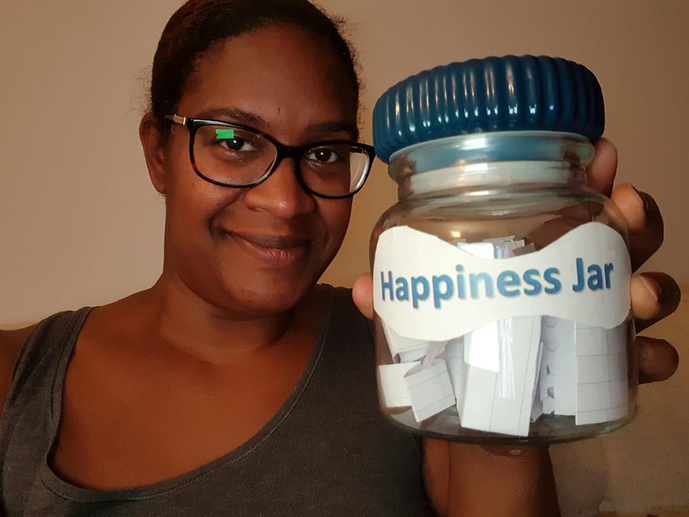 my Happiness jar