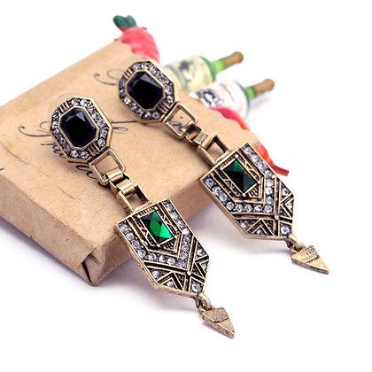 """""""Maci"""" - Geo Earrings"""