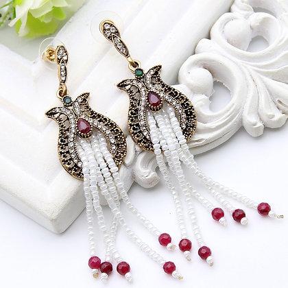 """""""Arzu"""" - Turkish Pearls Earrings"""