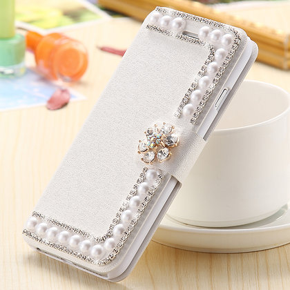 Luxury Pearls Chic iPhone Case