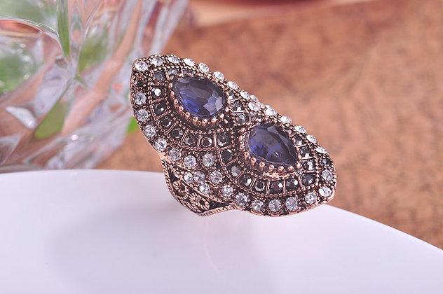 """""""Namir"""" - Sapphire Statement Ring"""