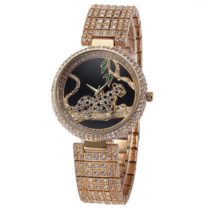 Luxury Fierce Swarovski Watch