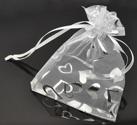 Large Organza Pouch