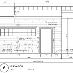 Restaurant Elevation 2