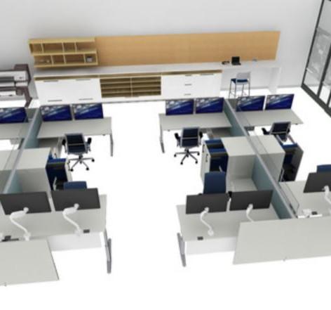 Design Studio Workstations