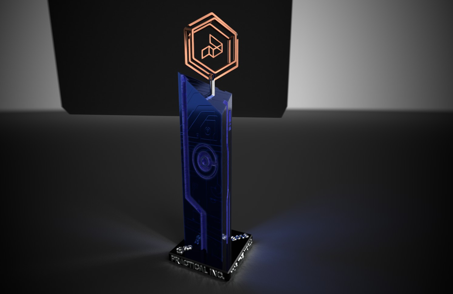 3rd Place Trophy_Render