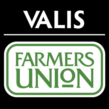 VALIS - FARMER'S UNION - HOLOGRAPHIC AD