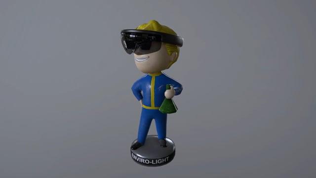 Envirolight - HoloLens