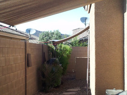 PATIO SHADE SCREENS
