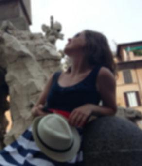 Piaza Navona, fontána