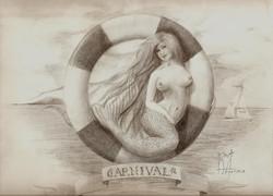 Carnival+Mermaid