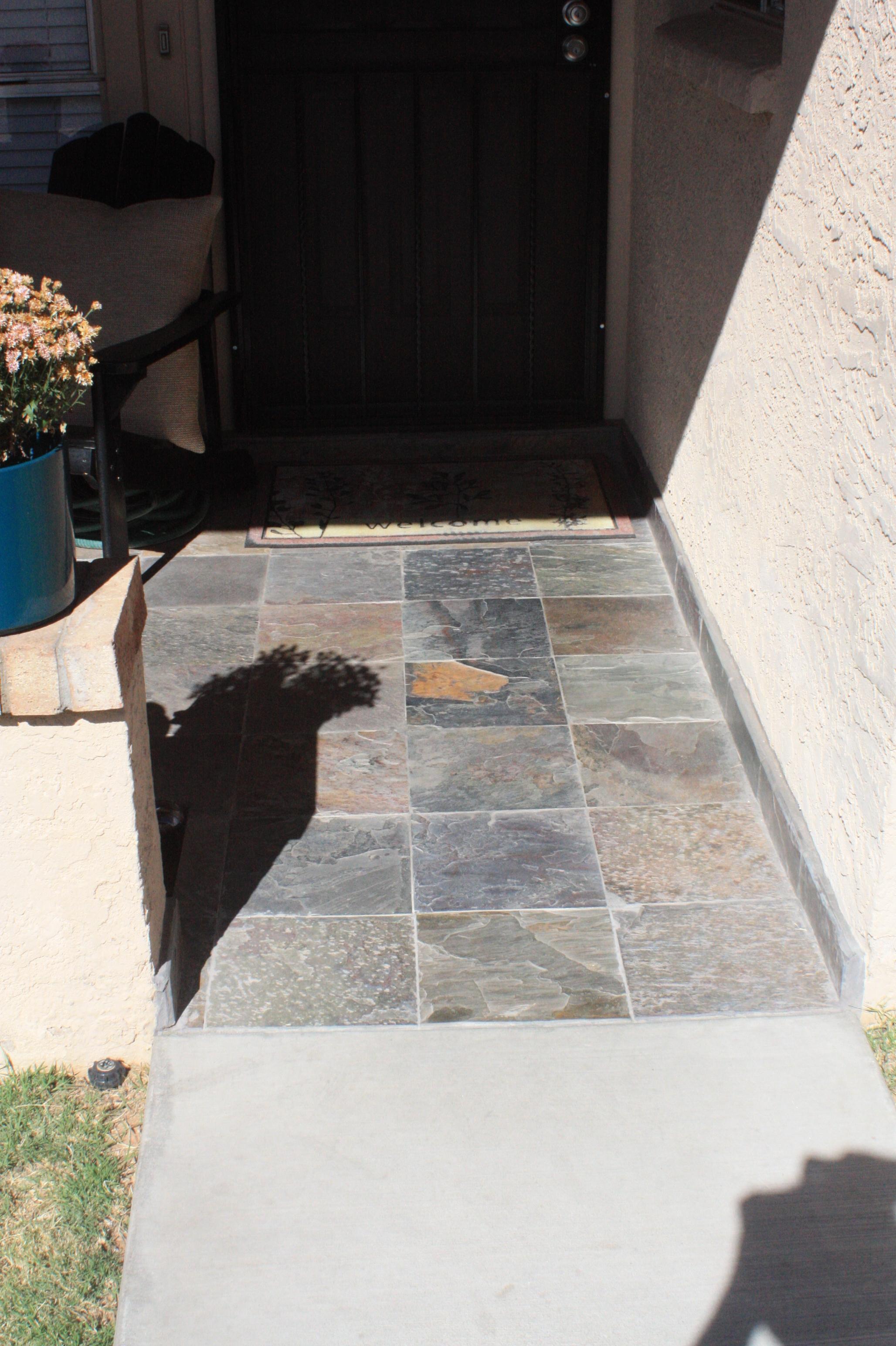 Slate tiles - Photo 1