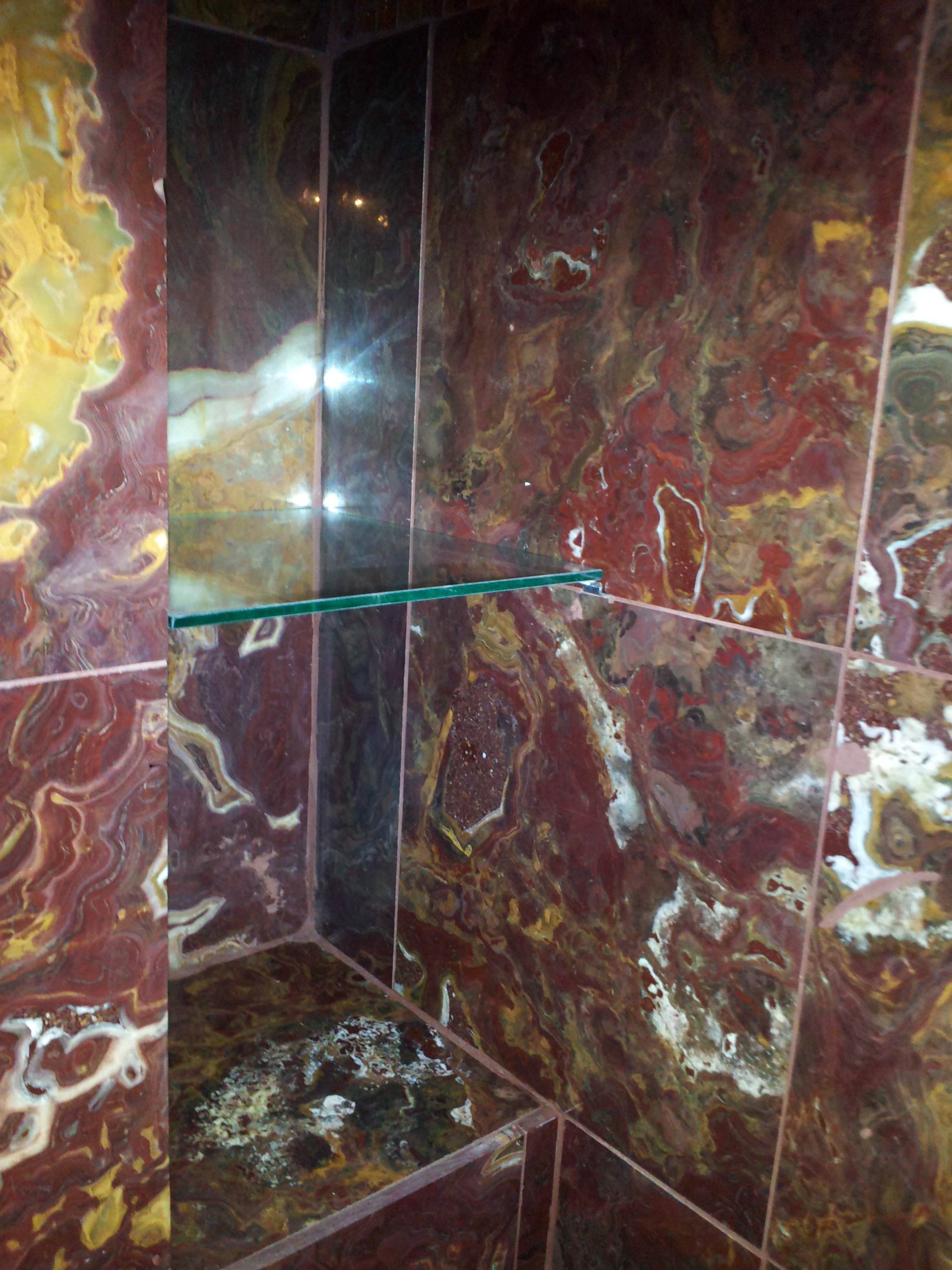 ONYX SHOWER PROJECT PHOTO 2