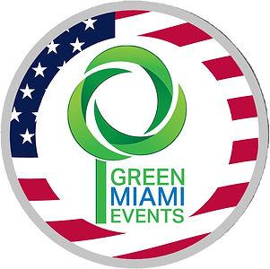 Green Miami Event new logo no background