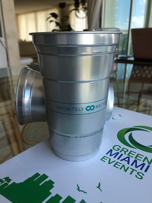 Aluminum Biodegradables Cups