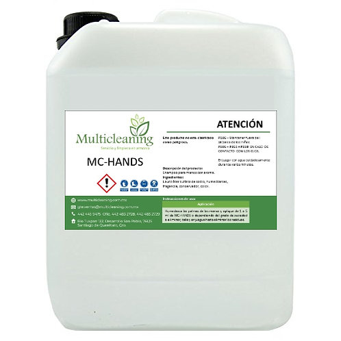 MC-HANDS 20 LITROS