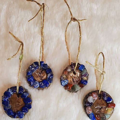 Bohemian Ornaments Small