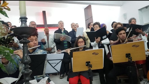 Coro Myrza Wanderley e Orquestra
