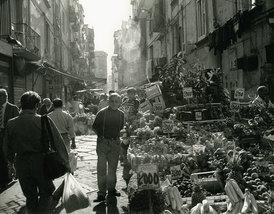 Napoli Sreet Scene