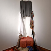 Clothing Artifacts, Installation View