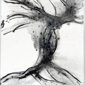Sumi Tree #2, 2007