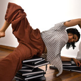 Book Dance, Still from Live Performance
