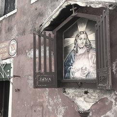 Sacred Heart of Communism, Venice