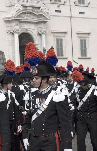 Carabinieri, 2006-7