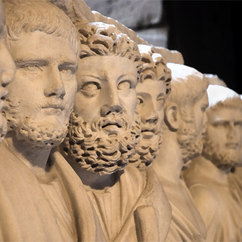 Marble Brothers, Rome