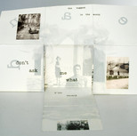Love and War, Folded Book, 2008