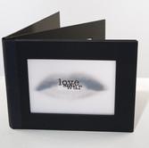 Love and War, folio book, 2009